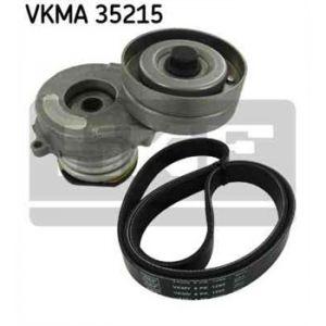 SKF Kit de courroies d'accessoires VKMA35215