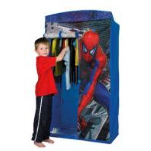 Penderie en tissus Spiderman