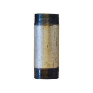 Afy 530012200 - Mamelon 530 tube soudé filetage conique longueur 200mm D12x17