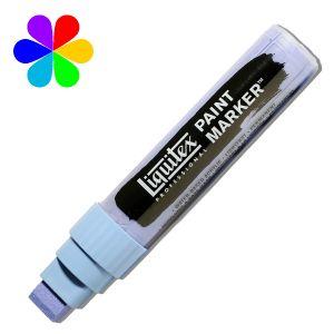 Liquitex Paint Markers pointe large 680 - Bleu violet clair