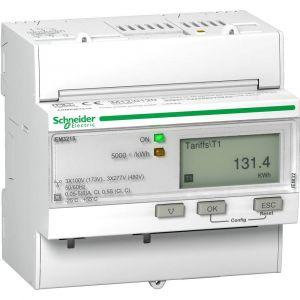 Schneider Electric Compteur d'énergie Acti9 iEM3215 TI 5A (Merlin Gerin)
