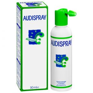 Audispray Adulte - Spray hygiène de l'oreille, 50 ml