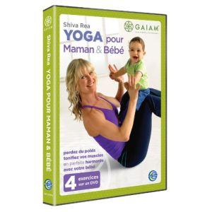 Gaim : Yoga pour maman et bébé avec Shiva Rea