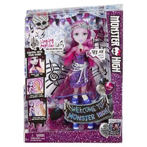 Mattel Monster High Dance the Fright Away Singing Popstar Ari Hauntington