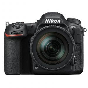 Nikon D500 (avec objectif 16-80 mm)