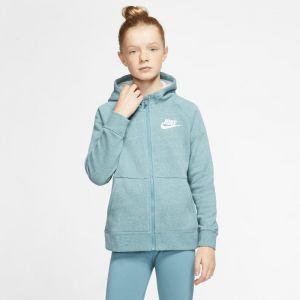Nike Sweatshirts Sportswear - Mineral Teal / Heather / White - XS