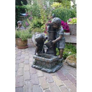 Ubbink 1387016 - Fontaine de jardin Atlanta
