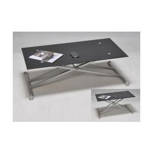 Table basse ajustable en hauteur comparer 16 offres - Table basse hauteur ajustable ...