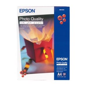 Epson 100 feuilles de papier photo couché Qualité 102g (A4)