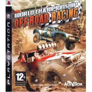 SCORE International Baja 1000 World Championship Off Road Racing [PS3]