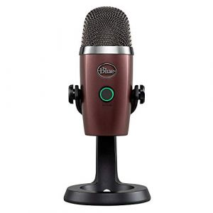 Blue Microphone USB Yeti Nano - Rouge