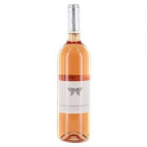 Les Vins Breban AOP Cotaux d'Aix en Provence, vin rosé 2015