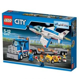 Lego 60079 - City : Le transporteur d'avion