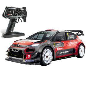Mondo Italie Voiture C3 WRC radiocommandée 1/10