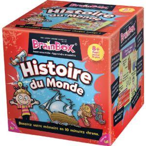 Asmodée Brain Box Histoire du monde