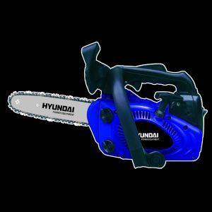 Hyundai HEL26 - Elagueuse thermique 25,4cc guide 25 cm