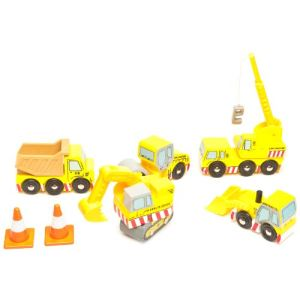 Le Toy Van Set de construction