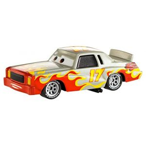 Mattel Véhicule Cars Color Changers Darrell Cartrip (T5647)