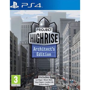 Project Highrise Architect's Edition [PS4]