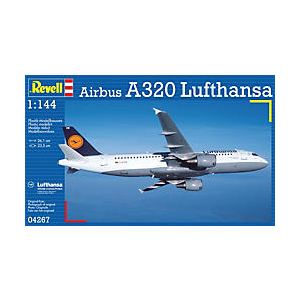 Revell Maquette Airbus A320 Lufthansa