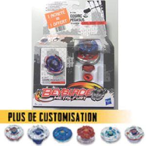 Hasbro Toupie Beyblade Shogun Steel (modèle aléatoire)