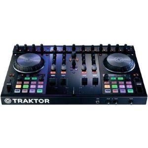 Native Instruments Traktor Kontrol S4 mk2 - Surface de Contrôle MIDI DJ