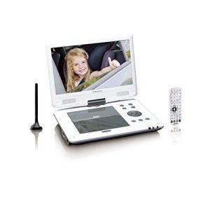 """Lenco DVP-1063WH - Lecteur DVD portable 10"""""""