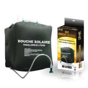 Linxor Sac de douche solaire 40 L