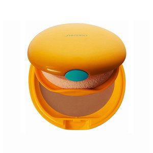 Shiseido Naturel - Fond de teint compact bronzant SPF 6