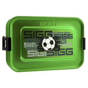 Sigg Lunch Box en aluminium Plus S Football