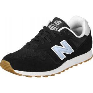 New Balance ML373KBG, Baskets Homme, Noir (Black/Blue), 42.5 EU