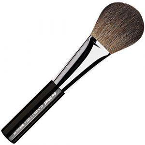 Da Vinci CLASSIC Pinceau poudre ovale poils de chèvre bruns une pièce