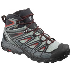 Salomon X Ultra 3 Mid GTX Lead / Stormy Weather / Bossa Nova 44