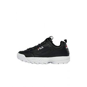 FILA Disruptor Low, Sneakers Basses Homme, Noir