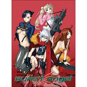 Burst Angel - Volume 2
