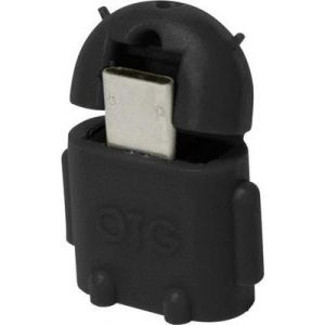 Logilink AA0062 - Adaptateur USB 2.0 micro B mâle / A femelle
