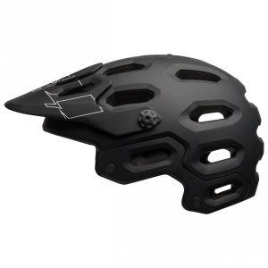 Bell Super 3 2017 - Casque de cyclisme Taille S Noir/Gris