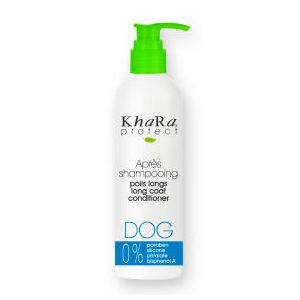 Khara Protect - Shampooing poils longs pour chien (250 ml)