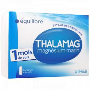 Laboratoires IPRAD Thalamag Equilibre - Magnésium marin, 60 gélules