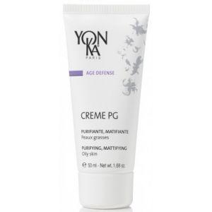 YonKa Paris Crème PG - Purifiante, matifiante pour peaux grasses