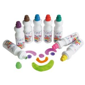 Chunkie 8 marqueurs assortiment Tropical 75 ml