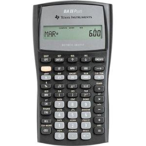 Texas instruments BAII Plus - Calculatrice financière