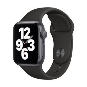 Apple Watch SE 40MM Alu Gris/Noir - Montre connectée
