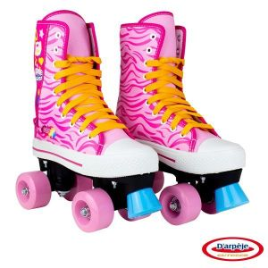 D'arpeje Outdoor Funbee Colours - Patins à roulettes Love Kiss