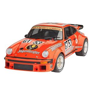 Revell Maquette de voiture de sport : Porche 934 RSR Jagermeister