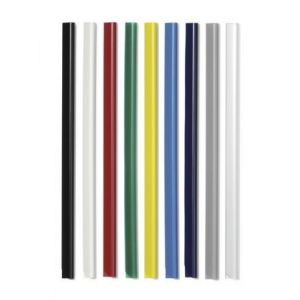 Durable 100 baguettes à relier format A4 (épaisseur 6 mm)
