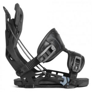 Flow Heren Snowboard binding NX2 2019 Black M