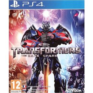 Transformers : Rise of the Dark Spark [PS4]