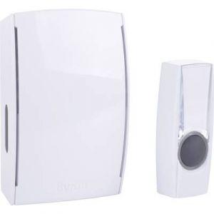 Smartwares Kit carillon sans fil portable portée 125m - BYRON