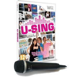 U-Sing - Kit jeu + 1 micro [Wii]